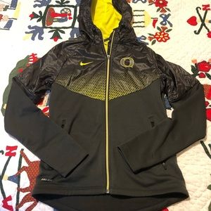 Nike Oregon Ducks Woman Jacket